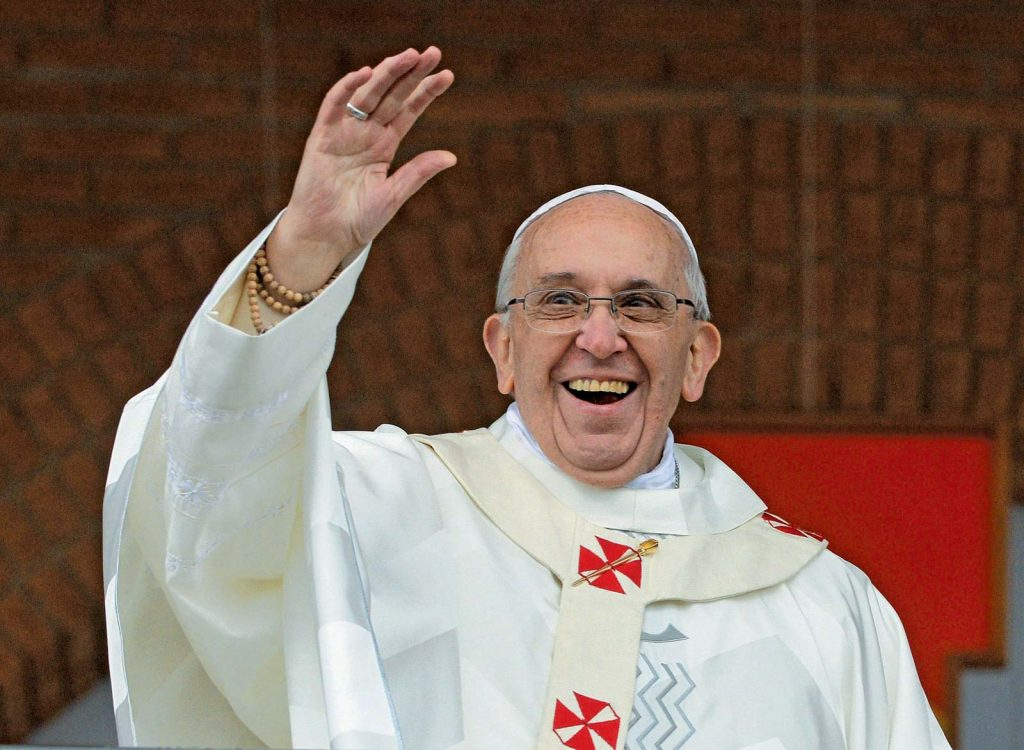 This image has an empty alt attribute; its file name is Pope-Francis-1024x750.jpg