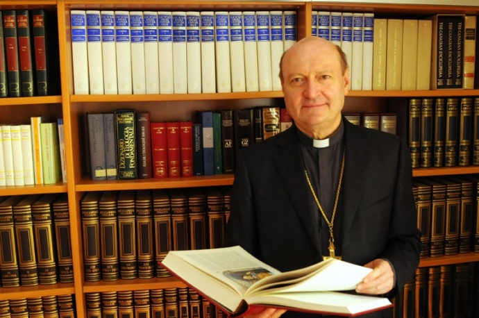 HIS EMINENCE CARDINAL GIANFRANCO RAVASI